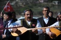 MUSTAFA KARSLıOĞLU - Hatay'da Halk Ozanları Ve Gazilerden Mehmetçik'e Destek