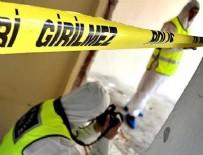 PORSUK - İstanbul'da bir fırında 4 ceset bulundu