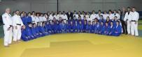 MUSTAFA KALAYCI - Judo Ümit Milli Takımı Trabzon'da Kamp Yapıyor