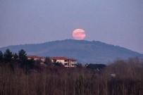 DOĞA FOTOĞRAFÇISI - Kazdağları'nda 'Süper Kanlı Mavi Ay'
