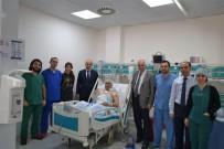 Kilis Devlet Hastanesinde İlk Açık Kalp Ameliyatı Gerçekleştirildi