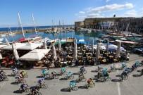 GIRNE - Kuzey Kıbrıs'ta Bisiklet Şöleni