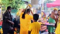 HINDU - Malezya'da 'Thaipusam Bayramı'