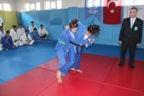 HÜSEYIN DEMIR - Mersin'de Judo Seçimleri Sona Erdi