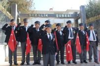 BISMILLAH - Muharip Gazilerden Asker Selamıyla Askerlik Başvurusu