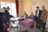 ERARSLAN - Niksar'da Şoförler Odası Genel Kurulu Yapıldı