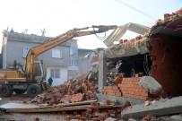 EV İNŞAATI - Osmangazi'de Kaçağa Geçit Yok