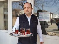 KAHVEHANE - (Özel) Kahvehanenin 1 Günlük Çay Paralarını Afrin'e Bağışladı