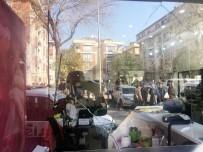 ARBEDE - Pazarlıkta Anlaşamadığı Emlakçıya Pompalı Tüfekle Saldırdı