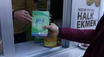 HALK EKMEK - Rize Belediyesi'nden Çölyak Hastalarına Glutensiz Ekmek Satışı