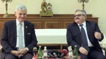 VOLKAN BOZKIR - Rus Büyükelçi Karlov Ankara'da Anıldı
