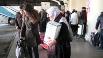 HAZRETI MUHAMMED - 'Saadet Teyze' Hayalini Kurduğu Umre İbadetini Yaptı
