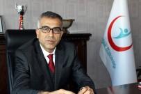 TÜRK TABIPLERI BIRLIĞI - Sağlık Müdürü Öz'den Türk Tabipler Birliğine Tepki