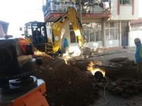 KANALİZASYON ÇALIŞMASI - Salihli'nin Sart Mahallesine Yeni Altyapı