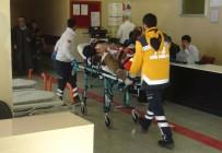 KARAKÖPRÜ - Şanlıurfa'da Akrabaların Arsa Kavgasında 5 Kişi Yaralandı