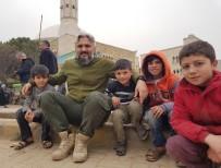 ÖZEL KUVVETLER - Savaşta Yetim Kalan Çocuklara Türk Polisi Sahip Çıkıyor