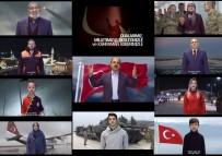 UĞUR İBRAHIM ALTAY - Selçuklu Belediyesinden Mehmetçiğe İstiklal Marşı İle Destek