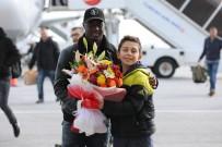 NEWCASTLE UNITED - Sivasspor'un Yeni Transferi Saivet Sivas'a Geldi