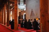 ULU CAMİİ - Sivrihisar'daki 8 Asırlık Camide Afrin'e Dua