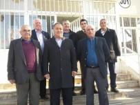 KOCABAŞ - Söke'de Oda Başkanlarından Gönüllü Askerlik Başvurusu