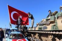 Tankçılar Darmık'a Harekat İçin Bekliyor