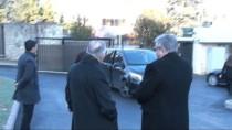 DIŞİŞLERİ KOMİSYONU - TBMM Dışişleri Komisyonu Üyeleri Karlov'u Andı