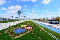 MARMARACıK - Tekirdağ'ın Çehresi Park Ve Bahçeler İle Güzelleşiyor