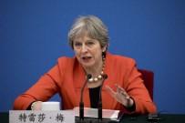 THERESA MAY - Theresa May'in Çin Ziyareti Eğitim Gündemiyle Başladı