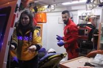 BOLU DAĞı - Tır minibüsü ikiye ayırdı: 2 ölü