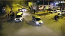 ÇARPMA ANI - Trafik Kazaları KGYS Kameralarına Yansıdı