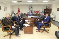 İMZA TÖRENİ - Turgutlu Belediyesi Sosyal Denge Tazminatına İmza Attı