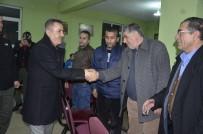 MAHMUT KOÇ - Vali Elban, Vatandaşlarla Bir Araya Geldi