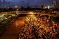 HINDU - Yüz binlerce Hindu, Thaipusam Festivali'ne akın etti