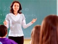 ÖĞRETMEN ALIMI - 20 bin öğretmen alınacak