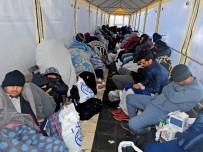 İÇ SAVAŞ - 57 Kaçak Göçmen Yakalandı