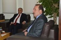 AK Parti Genel Başkan Yardımcısı Karacan, Niğde Belediyesini Ziyaret Etti