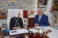 GENERAL - AK Parti Genel Başkan Yardımcısı Kavakcı Kan'dan Kahtalı'ya  Ziyaret