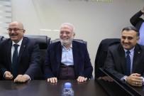 MUSTAFA ELİTAŞ - AK Parti Grup Başkanvekili Elitaş Açıklaması 'MHP İle İttifakımız Koltuk Ve Seçim İttifakı Değil'