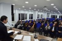 AK Parti Isparta Yönetiminin İlk Toplantısı