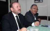 ADLIYE SARAYı - AK Parti Milletvekili Öztürk Giresun'a Yapılan Yatırımların Son Durumunu Değerlendirdi