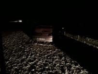 MAKAM ARACI - Akharım Belediye Başkanı Eşref Ünsal Trafik Kazası Geçirdi