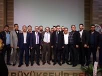 FETHİ SEKİN - Alaşehir Berberler Ve Kuaförler Odası Başkanını Seçti