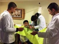 AYHAN ŞAHENK - Artvin'de Yaşlı Ve Hasta Vatandaşlara Kişisel Bakım Hizmeti