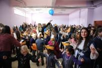 DANS GÖSTERİSİ - AÜ Kulüpleri Minikleri Sevindirdi