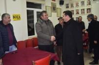 ŞEYH ŞAMIL - Başkan Bakıcı Güneş Spor Kulübü'nü Ziyaret Etti