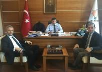 SAĞLIK TURİZMİ - Başkan Özkan'dan Hamza Dağ'a Ziyaret