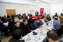 ERCIYES - Başkan Palancıoğlu Talas'ın Rehber Öğretmenleriyle Bir Araya Geldi