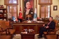 ORMAN İŞLETME MÜDÜRÜ - Başkan Yağcı'ya Ziyaretler