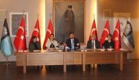 MURAT HAZINEDAR - Beşiktaş Belediye Başkanı Murat Hazinedar, Hakkındaki İddialarla İlgili Konuştu