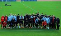 TALİSCA - Beşiktaş Hazırlıklarına Devam Ediyor